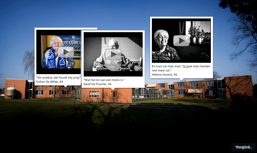 Heiveld - project audioklas Arteveldehogeschool