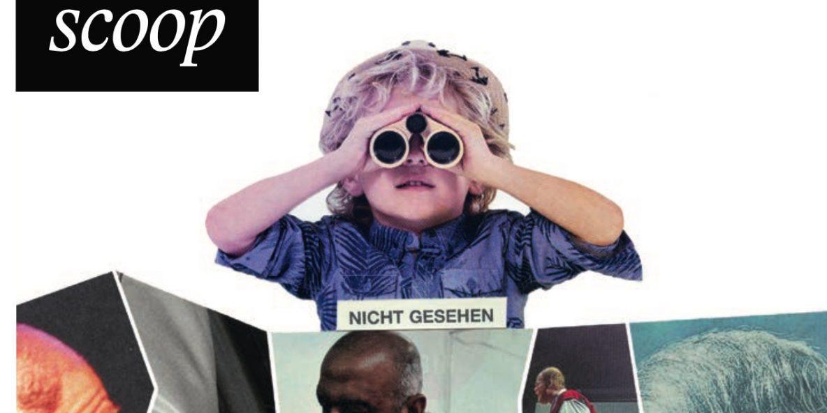 Detail uit cover Scoop-magazine