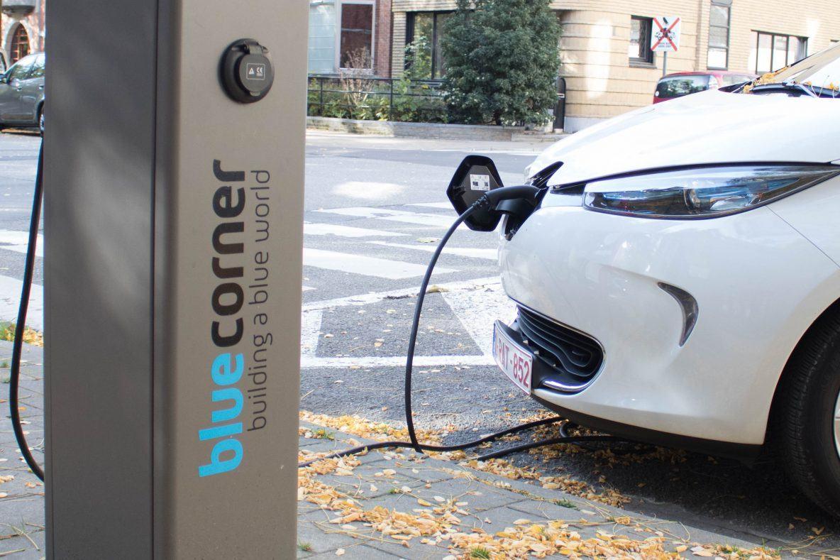 Elektrische wagen