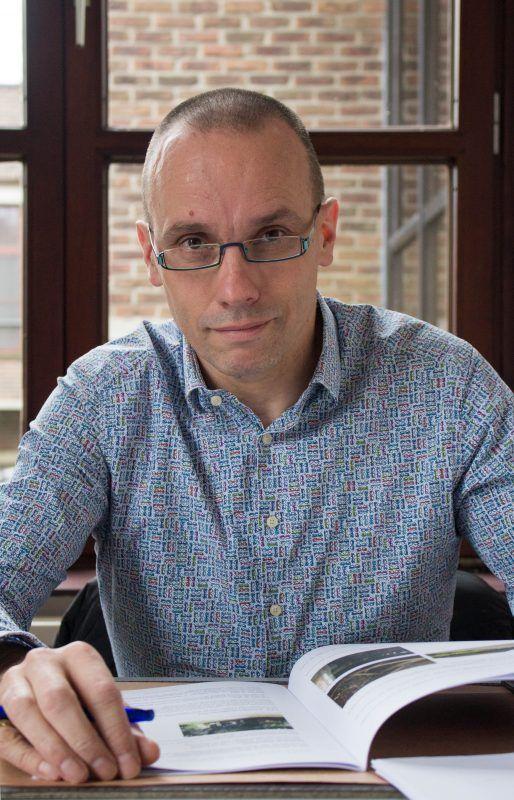 Peter Dick, schepen en OCMW-voorzitter De Pinte
