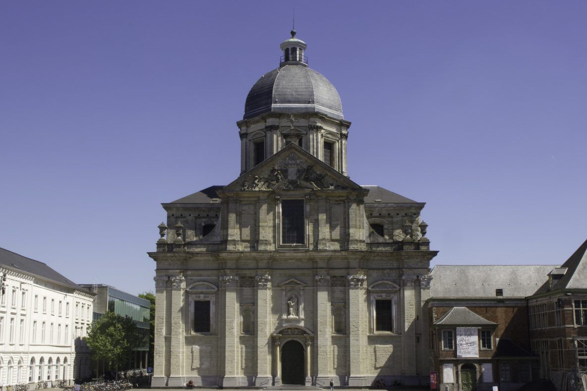 Sint-Pietersplein Gent © Sybren Bruneel