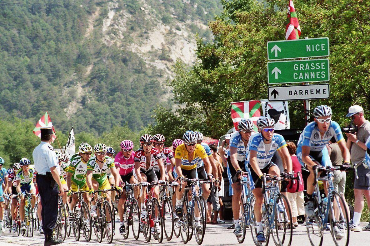 Tour de France 2005 (Foto: Michael Ziemann)