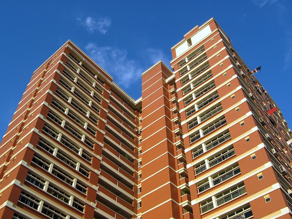 Foto: yeowatzup (Flickr) - Vlaamse regering investeert record in sociale huisvesting