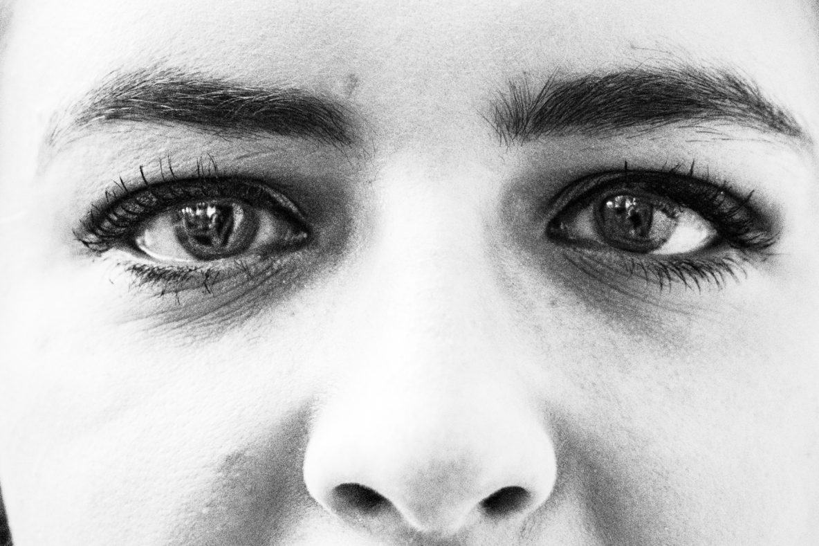 Sarah Henrotin gaat onder hypnose voor een bloedfobie © Stefanie Heyse