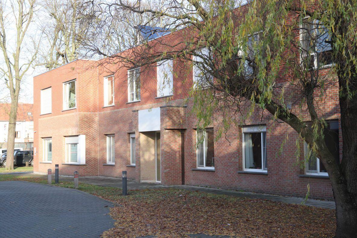 Het gebouw waar de zusters momenteel verblijven. Ze hopen dat het zal blijven gebruikt worden.