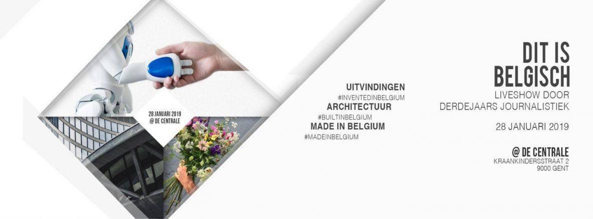 Campagnebeeld Dit is Belgisch