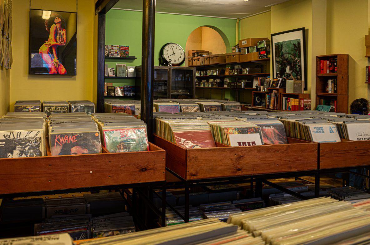 vinylplaten, lp's, singles