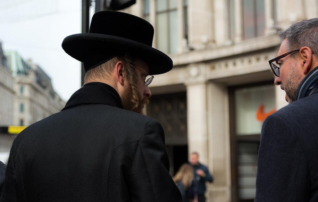 Er moest opnieuw een Joods trouwfeest stilgelegd worden door de politie. ©Flickr