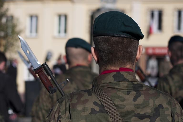 Belgische militairen zullen niet langer te zien zijn op straat. ©SnappyGoat